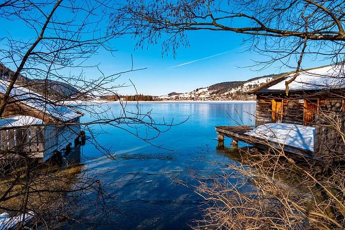 Hồ Spitzingsee Du lịch Bavaria
