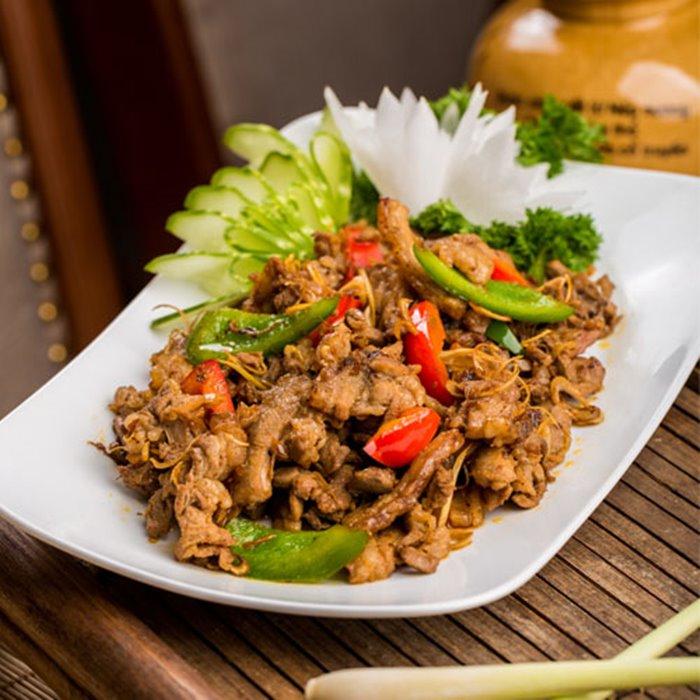 Quán 73 quán ăn ngon ở Kon Tum