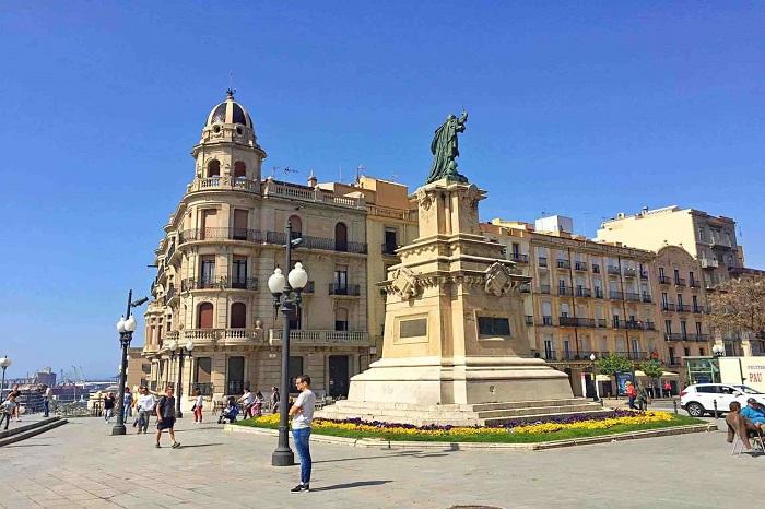 Di tích lịch sử ở Tarragona - Du lịch Tarragona