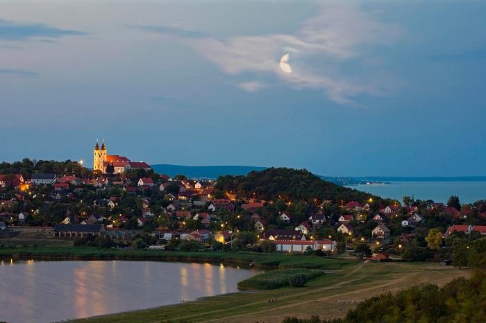 Bán đảo Tihany Hồ Balaton Hungary