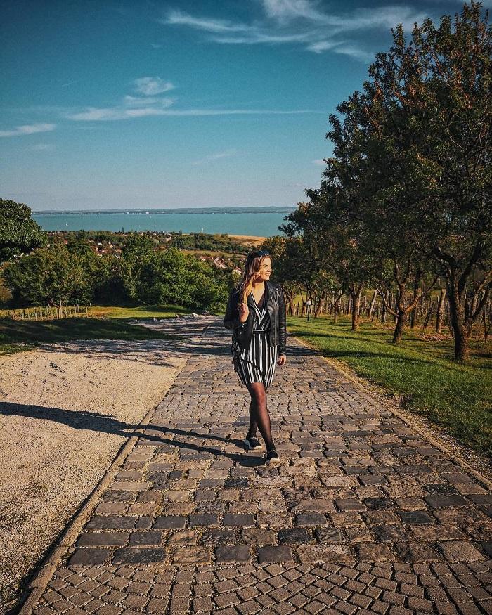 Dạo quanh vùng hồ Balaton