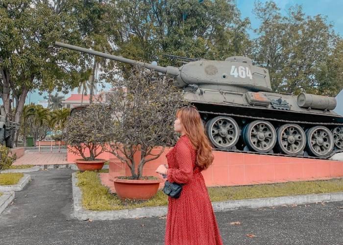 Bảo tàng Quân khu 5 Đà Nẵng - nơi lưu giữ những giá trị lịch sử trường tồn