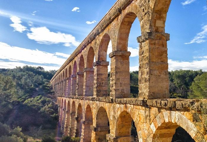 Cầu máng La Mã - Du lịch Tarragona