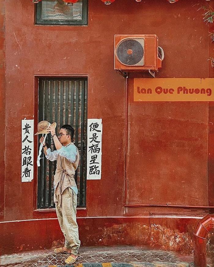 BigDog Homestay Ninh Thuận - homestay đẹp ở Ninh Thuận mang đậm phong cách Trung Hoa