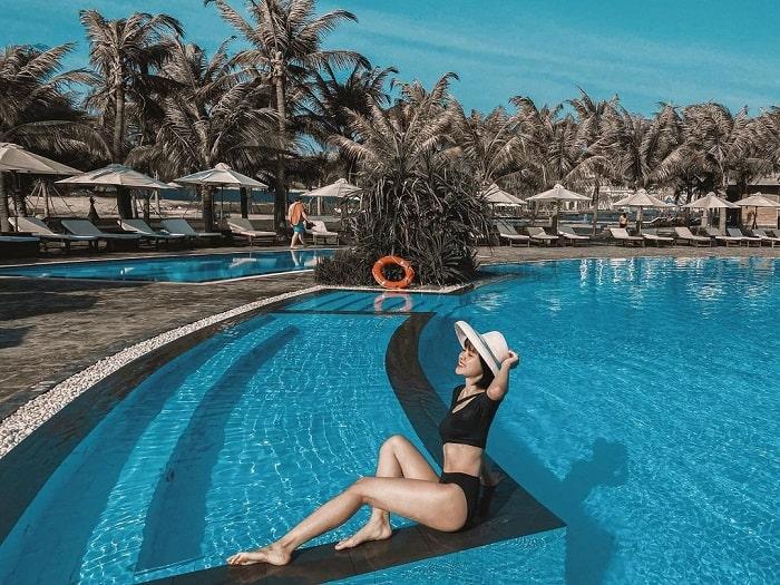 Muine Bay Resort -Resort đẹp ở Mũi Né phong cách Chăm Pa