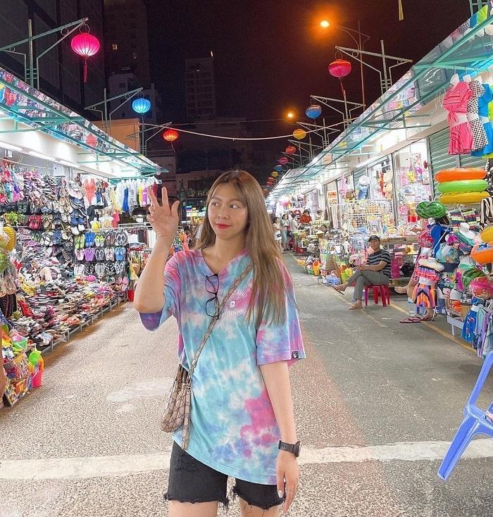 Thời gian hoạt động của phố đi bộ Nha Trang