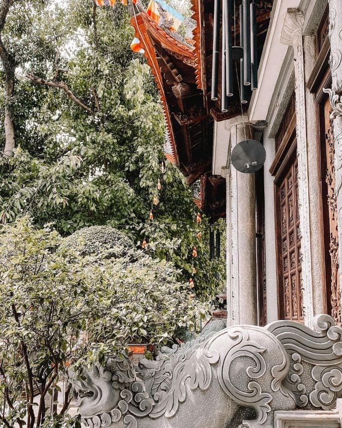 kiến trúc chùa Thành Lạng Sơn
