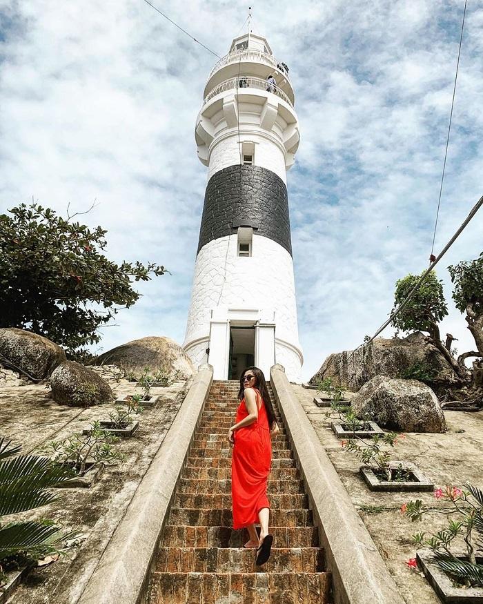 Những địa điểm du lịch miễn phí ở Vũng Tàu - hải đăng Vũng Tàu