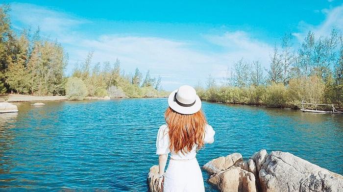 Những địa điểm du lịch miễn phí ở Vũng Tàu - Hồ Cốc