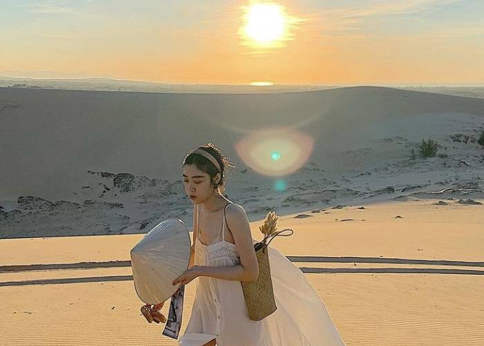 Thức dậy cùng mặt trời tại những điểm ngắm bình minh ở Phan Thiết