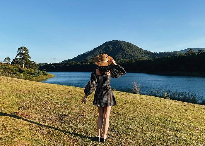Tuyền Lâm là hồ nước đẹp ở Tây Nguyên