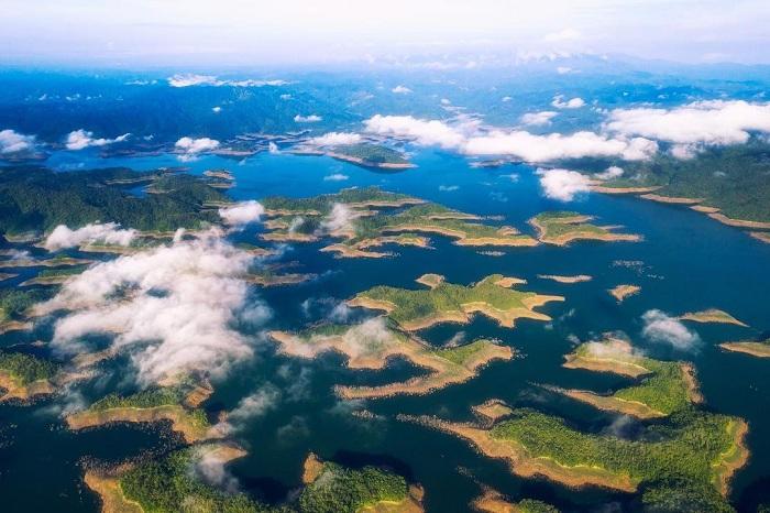 Tà Đùng là hồ nước đẹp ở Tây Nguyên