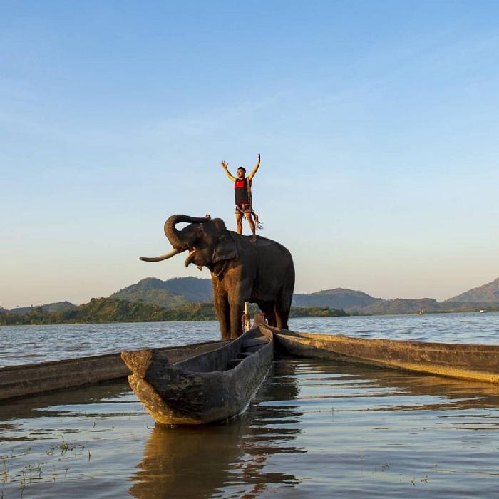 Hồ Lắk là hồ nước đẹp ở Tây Nguyên