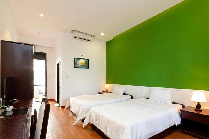 khách sạn Quận 10 giá rẻ -  Gloria Hotel phòng