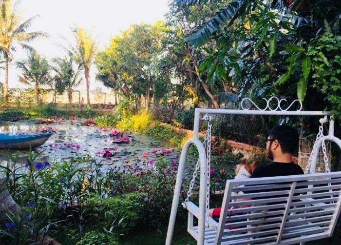 Eco Chi Homestay - homestay đẹp ở Ninh Thuận xanh mát