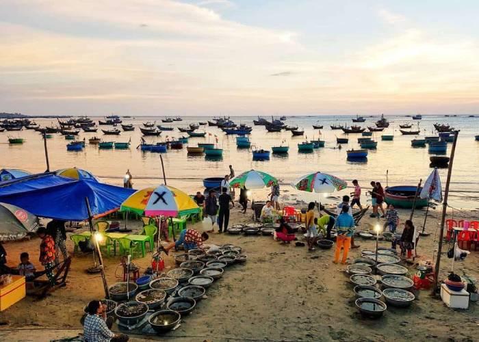Điểm qua những khu chợ ở Phan Thiết nổi tiếng kèm địa chỉ