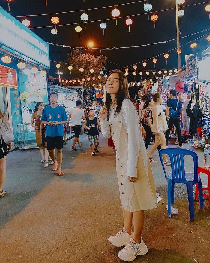 Đôi nét vềphố đi bộ Nha Trang
