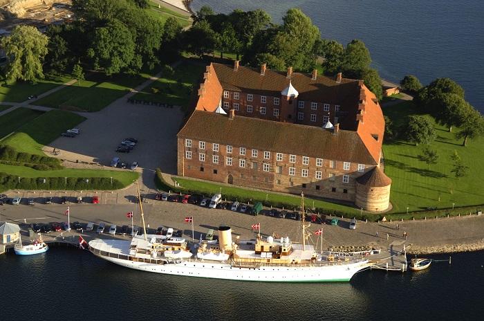 Lâu đài Sønderborg - Những lâu đài đẹp nhất ở Đan Mạch