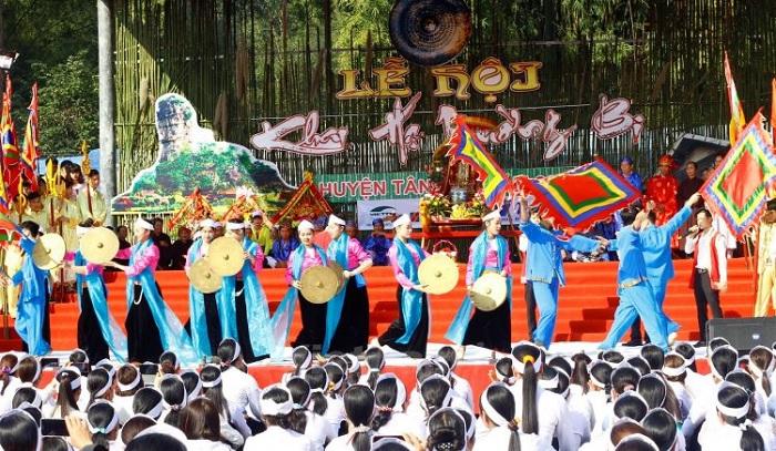 Lễ khai hạ - lễ hội ở Hòa Bình đặc sắc