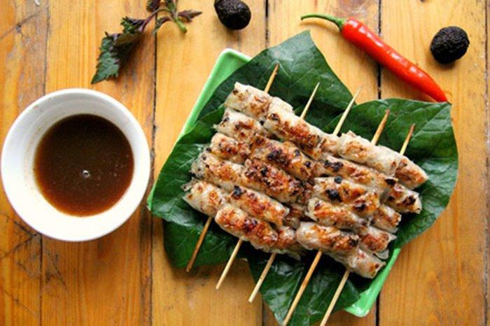 Lụi nướng Mai quán ăn ngon ở Kon Tum