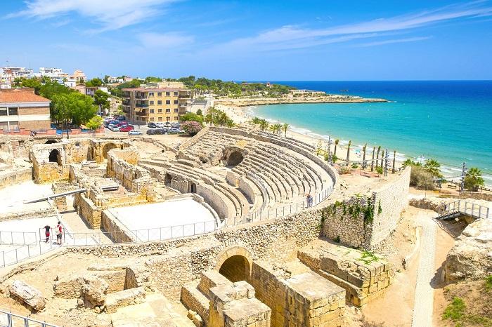 Nhà hát vòng tròn La Mã của Tarragona - Du lịch Tarragona