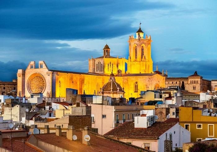 Nhà thờTarragona - Du lịch Tarragona