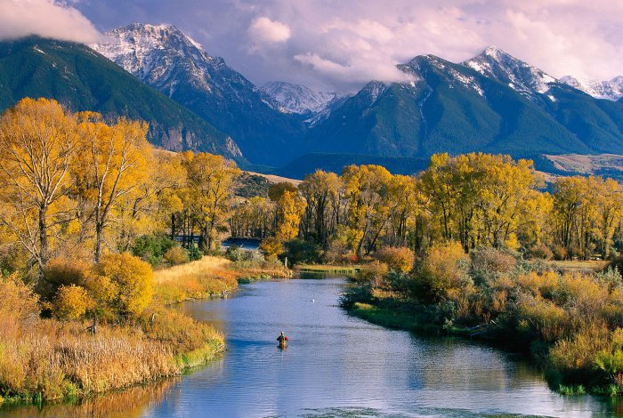 Địa điểm du lịch Montana Thung lũng Paradise