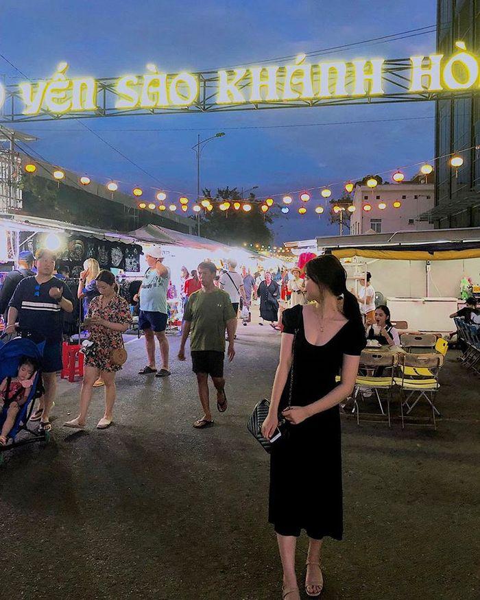 4 khu phố đi bộ nổi tiếng tại phố đi bộ Nha Trang