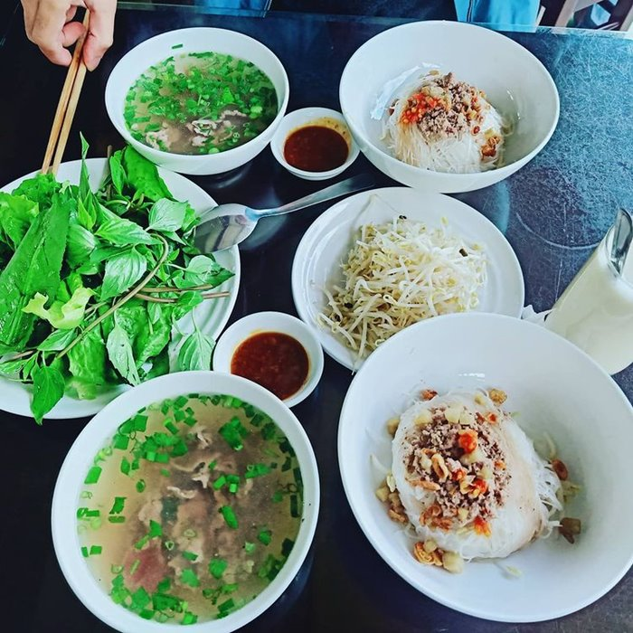PHỞ 99 quán ăn ngon ở Kon Tum