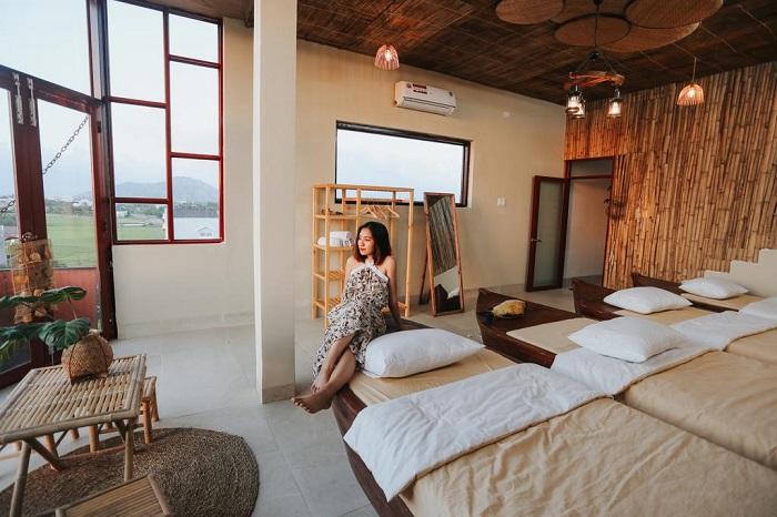 Sea Urchin Homestay - homestay đẹp ở Ninh Thuận dễ thương