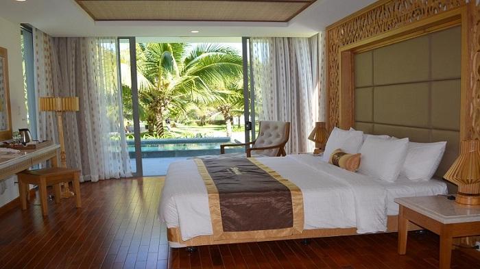 Sonata Resort -Resort đẹp ở Mũi Né view biển