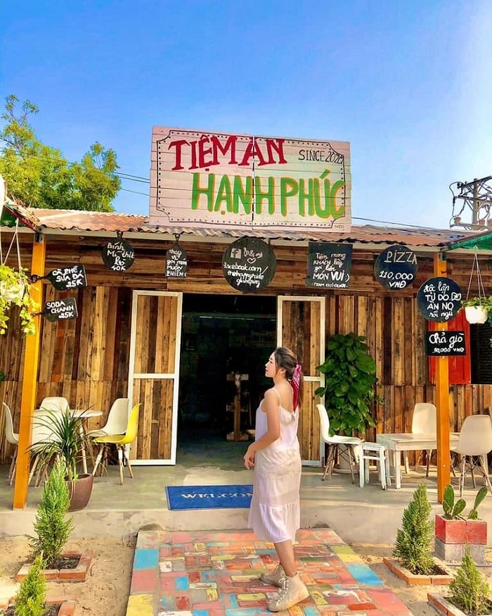 Review The Happy Ride Glamping Bình Thuận - Toạ độ check in