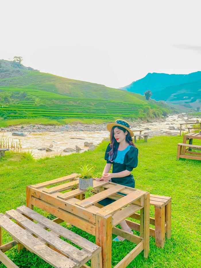 review homestay Utopia Eco Lodge đẹp ở Sapa