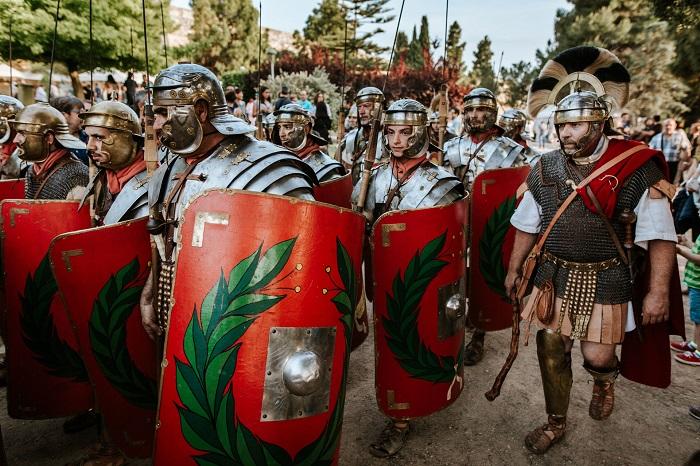Lễ hội Tarraco Viva Du lịch Tarragona