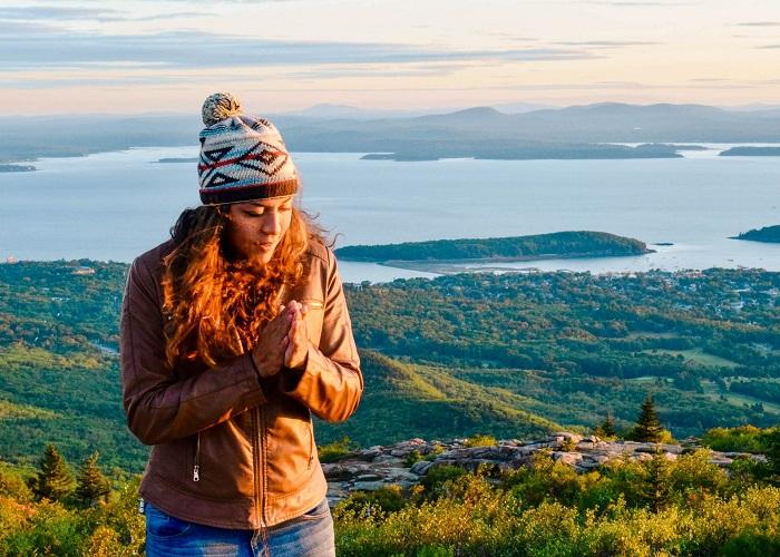 Ngắm sương mù quanh năm và thưởng thức tôm hùm ở vườn quốc gia Acadia nước Mỹ
