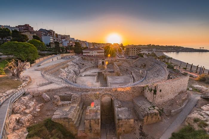 Thành phố cảng Tarragona - Du lịch Tarragona