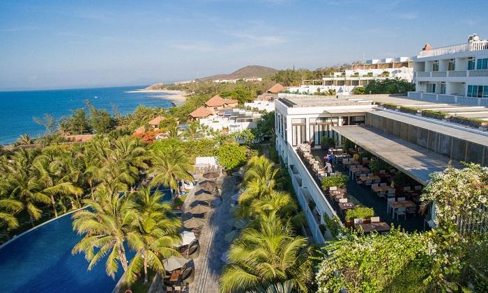 The Cliff Resort & Residences - Resort đẹp ở Mũi Né hiện đại tựa châu Âu
