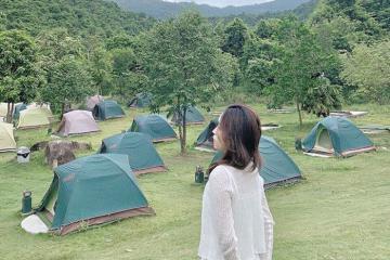 Những điểm cắm trại ở Huế đẹp xuất sắc khiến giới trẻ cố đô đứng ngồi không yên