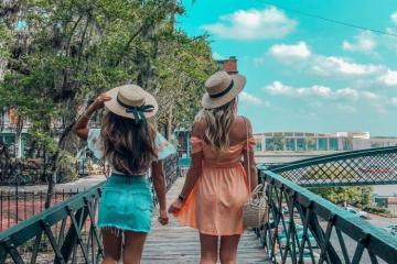 Hướng dẫn du lịch thành phố Savannah Hoa Kỳ