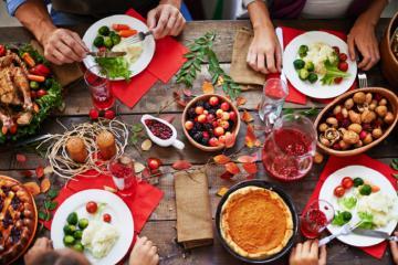 Lễ tạ ơn - dịp để ăn mừng mùa màng nhộn nhịp nhất nước Mỹ