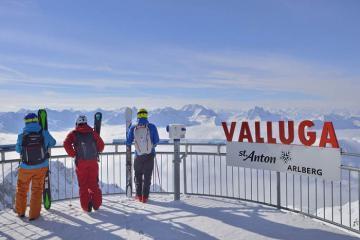 Du lịch St Anton am Arlberg xinh đẹp - nơi khai sinh ra môn trượt tuyết núi cao
