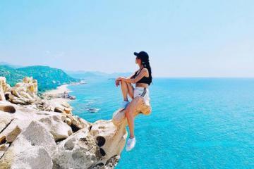 Check-in công viên đá Ninh Thuận hoang sơ, kỳ vĩ