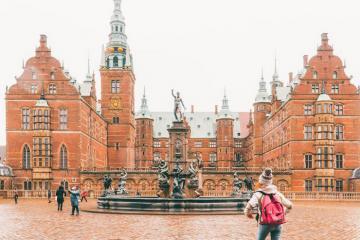 Ấn tượng trước những lâu đài đẹp nhất ở Đan Mạch