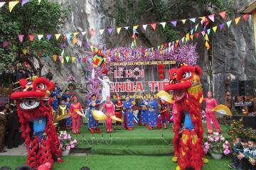 Nét đẹp văn hóa tại di tích chùa Tiên Lạng Sơn