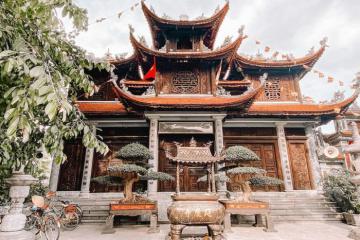 Đi tìm nét cổ kính xưa của Chùa Thành Lạng Sơn