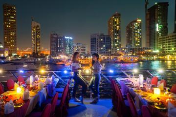Bến du thuyền Dubai Marina - điểm vui chơi sang chảnh cho giới trẻ