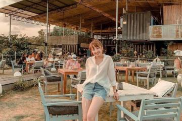 'Lạc trôi' đến những quán cà phê đẹp ở Phan Thiết tha hồ để so deep