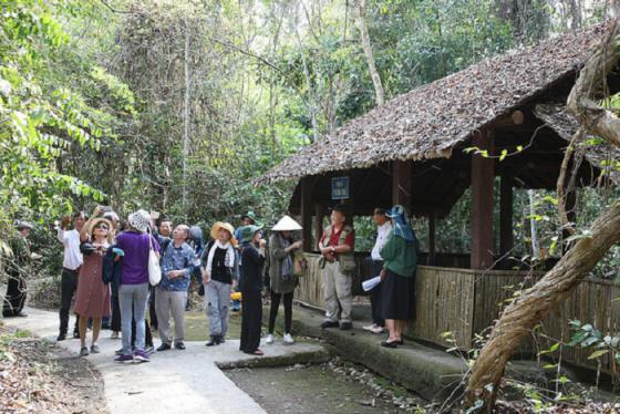 Du lịch rừng Chàng Riệc Tây Ninh khám phá lịch sử và tìm hiểu hệ sinh thái đa dạng