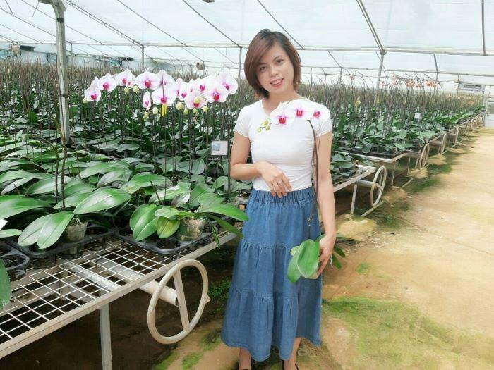 Mùa xuân tại vườn hoa Nhiệt Đới Mộc Châu