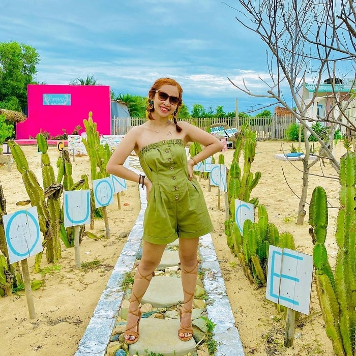 Review The Happy Ride Glamping Bình Thuận